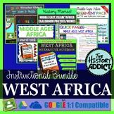 Medieval West Africa Interactive Notebook Instructional Bundle