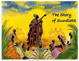 """Medieval West Africa - """"The Story of Sundiata"""" + Reading and Writing Assessments"""