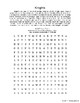 Medieval Word Search: Knights
