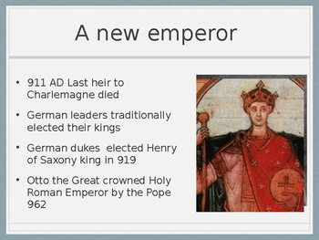 Medieval kingdoms of England, France, Spain and Holy Roman Empire
