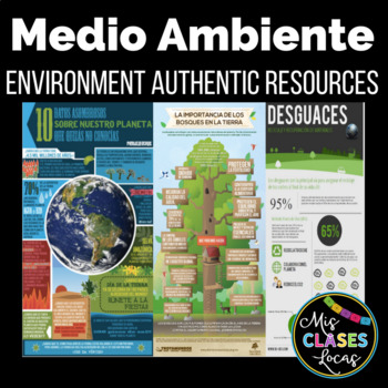 Authentic Resources: Medio Ambiente - The Environment