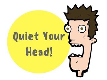 Meditation Classroom Management Funny Series #3 Quiet Your
