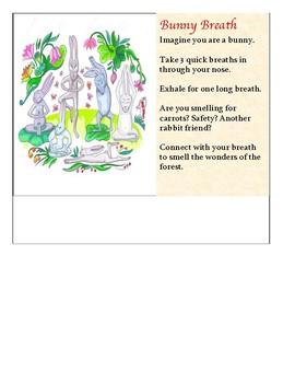 Meditation/Mindfulness Cards