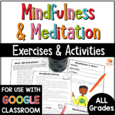 Mindfulness Activities and Meditation Exercises