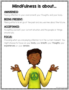 Mindfulness Activities   Guided Meditation Scripts