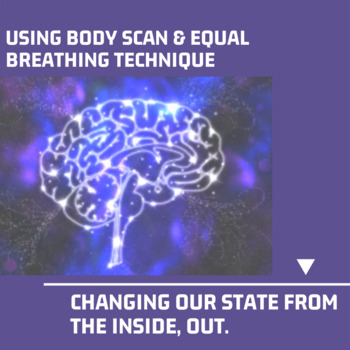 Meditation for Middle-High School Students: Body Scan & Breath