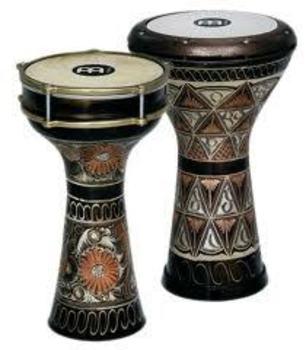 Mediterranean and Middle Eastern Drum Rhythms - Arabic