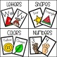 Pre-K Mini Poster Set - Letters, Colors, Shapes and Numbers!