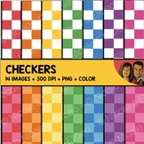 Checker Backgrounds