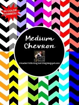 Medium Chevron Backgrounds