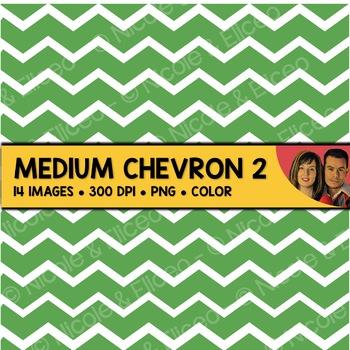 Digital Paper - Medium Chevron Backgrounds 2