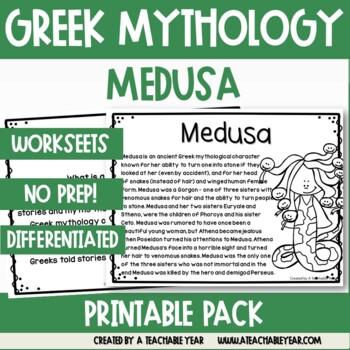 Medusa- Myths