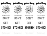 Medusa Warns: Don't Get Stoned! Bookmark
