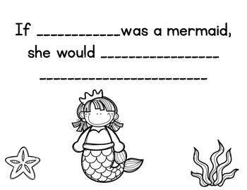 Mermaids Classbook