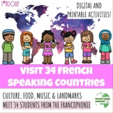 Meet 33 Students from Across the Francophonie (DIGITAL and