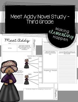 Meet Addy Novel Study