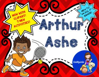 Meet Arthur Ashe