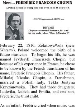 Meet CHOPIN - Romantic Music Composer