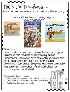 Meet Christopher Columbus - CKLA