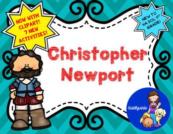 Meet Christopher Newport