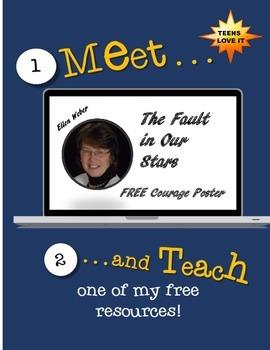 Meet Ellen Weber and Teach with FREE Resource