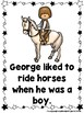 Meet George Washington (A Sight Word Emergent Reader and T