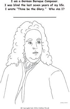 Meet HANDEL - Baroque Music Composer