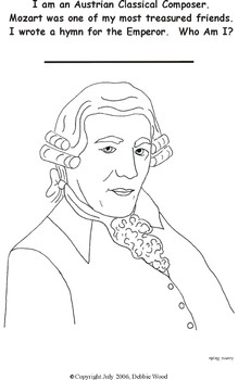Meet HAYDN - Classical Music Composer