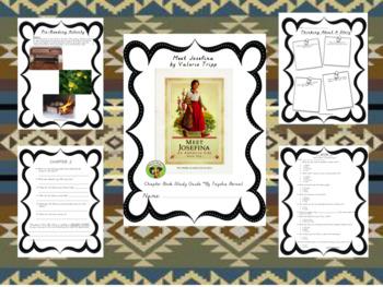 Meet Josefina Chapter Book Study Guide