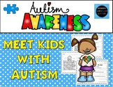 Autism Awareness Reading Activities