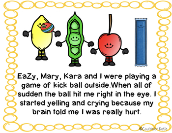 Worries Social Narrative (Meet Lemon SqueeZy)