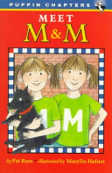 Meet M & M Comprehension Packet