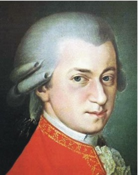 Meet MOZART - Classical Music Composer