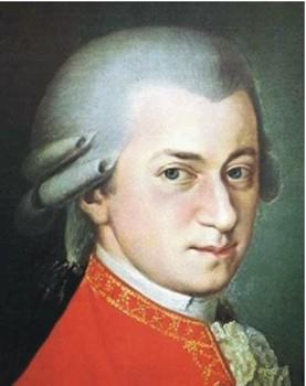 Meet MOZART - Classical Music Composer