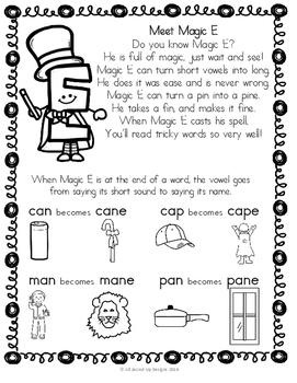 Meet Magic E