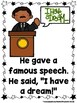 Meet Martin Luther King, Jr. (A Sight Word Emergent Reader and Teacher Lap Book)