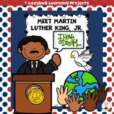 Meet Martin Luther King, Jr. (A Sight Word Emergent Reader and Teacher Lap Book)
