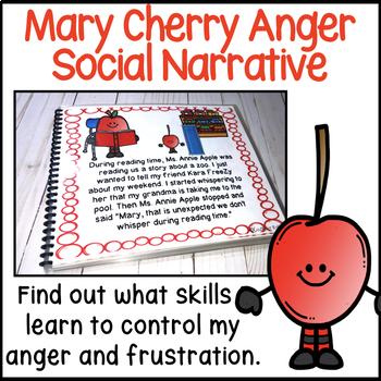 Anger Social Narrative (Meet Mary Cherry)