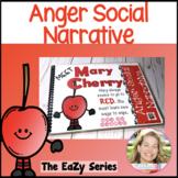 Anger Social Narrative, Anger Management