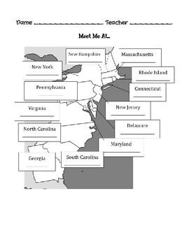 Meet Me At Buddies (13 Colonies)