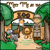 Zoo Centers for Kindergarten