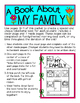 Meet My Family! Companion Activities for Your PK-K Family Unit