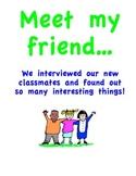 Meet My Friend Interview