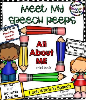 Meet My Speech Peeps