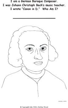 Meet PACHELBEL - Baroque Music Composer