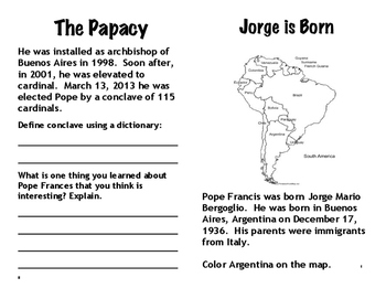 Meet Pope Francis