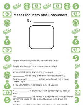 Meet Producers and Concumers