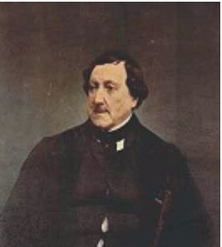 Meet ROSSINI - Romantic Music Composer