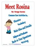 Meet Rosina Common Core Activities