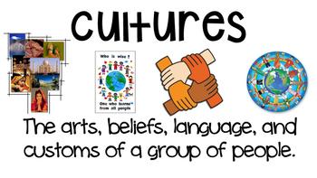 Meet Rosina *Treasures Reading Series* Vocabulary Cards (Unit 1, Lesson 4)